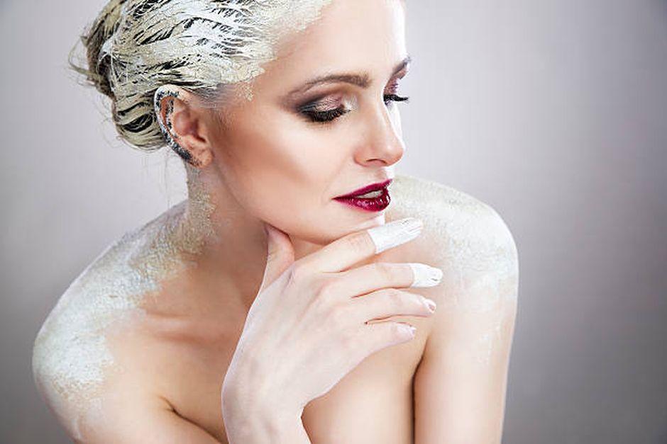 Argile soins cheveux