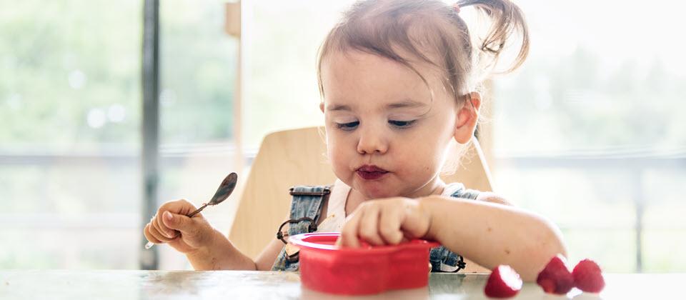 Existe-t-il un type de nourriture pour les enfants atteints de TDAH?